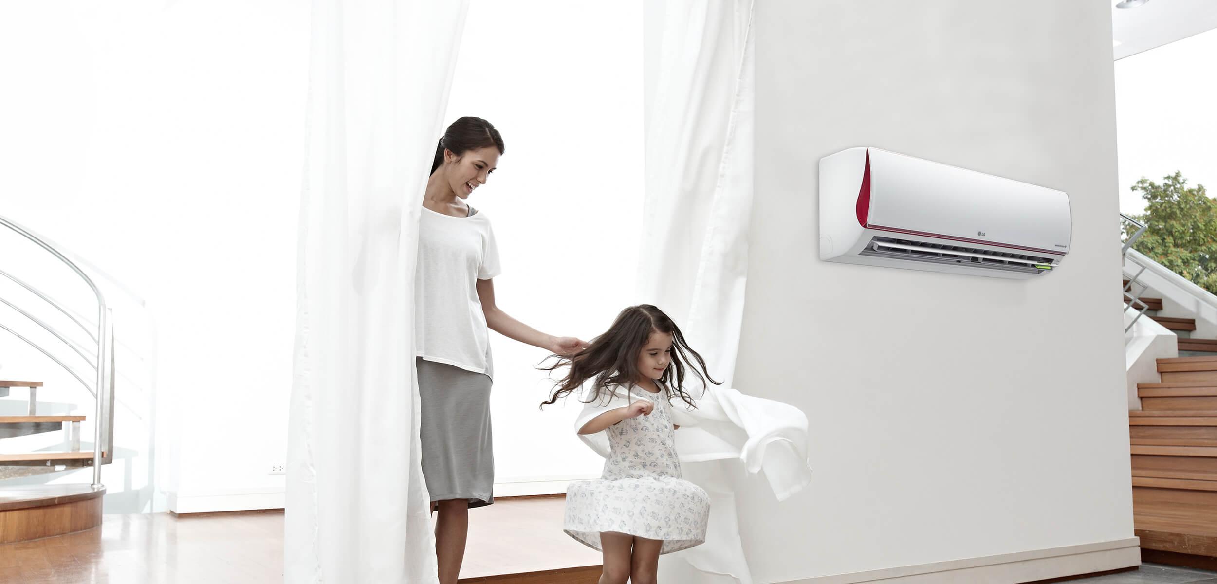 Varmepumpe til sommerhus o.l. er den grønne løsning - gode luft til luft varmepumper priser
